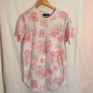 Floral Pacsun Shirt